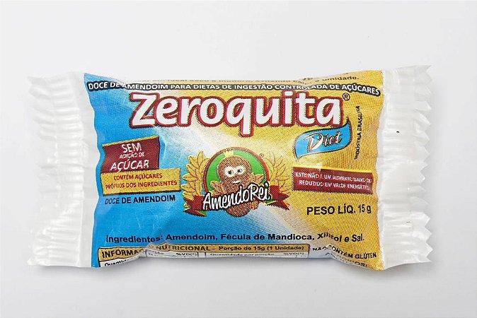 Paçoquinha Zeroquita (Sem açúcar)