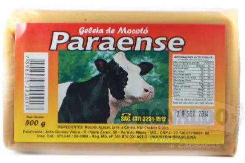 Geleia de Mocotó Paraense 500g