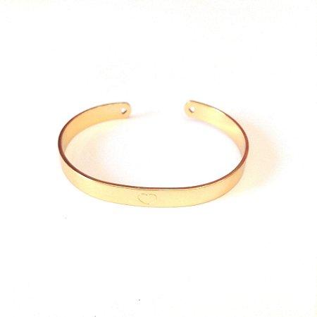 Bracelete Semi Jóia - Chapinha Love