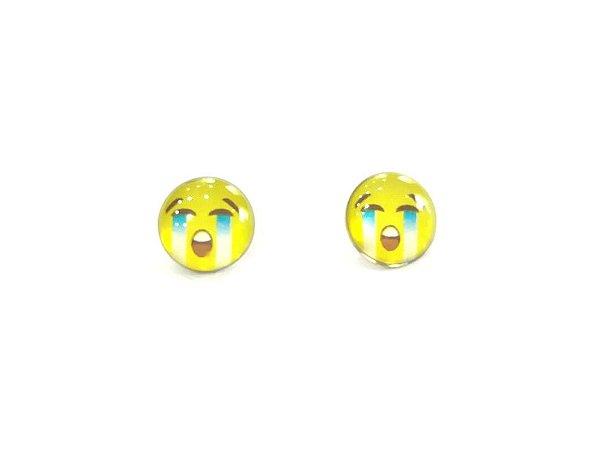 Brinco Infantil Emoji