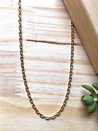 Cordão Cartier Dourado