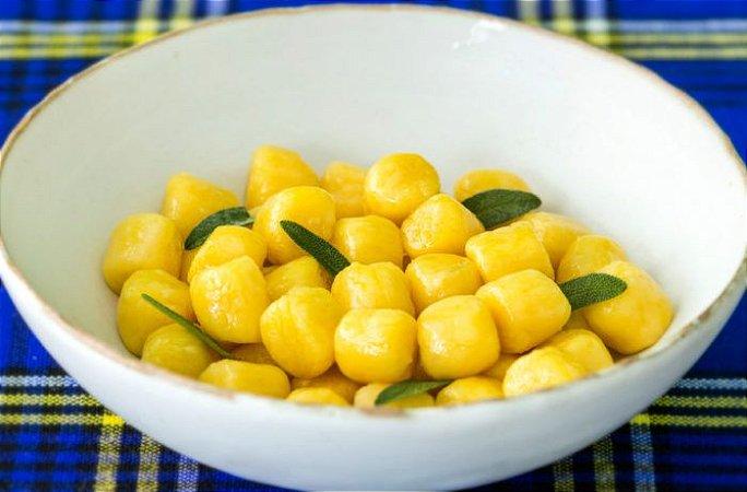 Gnocchi de Mandioquinha - 1kg