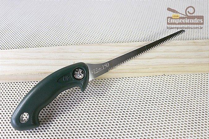 Serrote Japonês Key Hole Saw para corte de fechaduras e curvas - 150mm