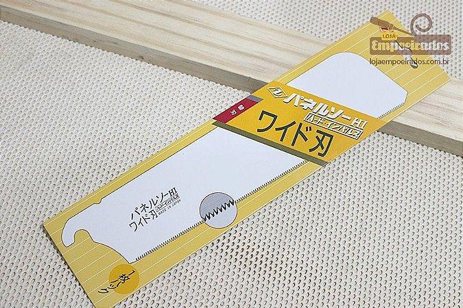 Lâmina de reposição para Serrote Japonês Cross Dozuki Wide Blade - 240mm