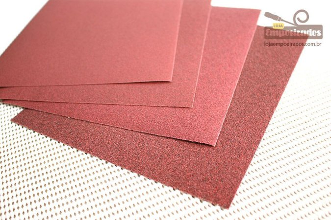 Kit Sortidos de Lixas Bosch para Madeira - 60, 80, 100 e 150 grãos - 16 lixas