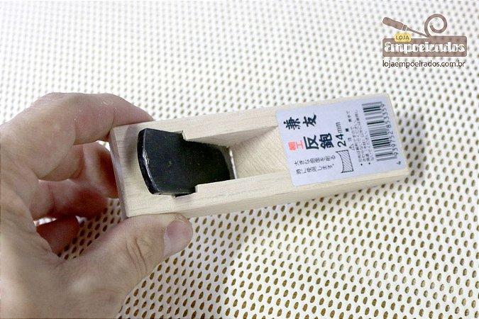 Plaina Japonesa Curvada - 24mm