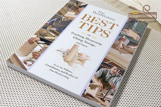 Livro Marcenaria e Madeira - Best Tips Fine Woodworking - 234 páginas