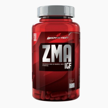 ZMA IGF (120 Caps) - BodyAction