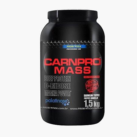CarnPro Mass (1,5 kg) - Probiótica