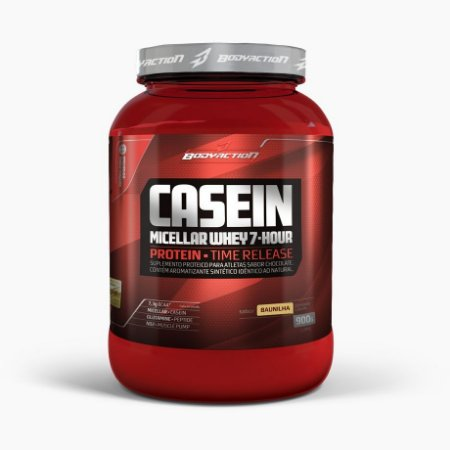 Micellar Casein Whey 7-Hour (900g) - BodyAction