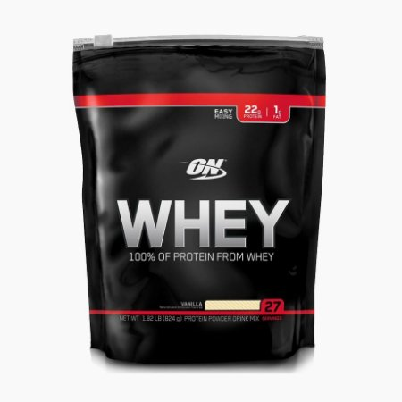 100% Whey Protein (837g)  - Optimum Nutrition