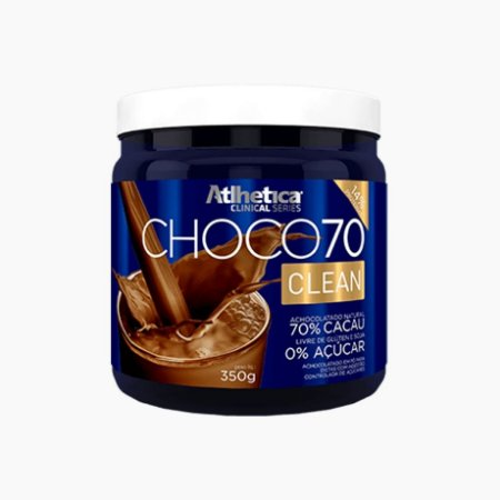 Choco70 Clean (350G) - Atlhetica Clinical Series