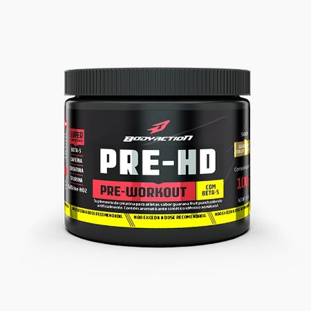 PRE-HD - 100g (20 doses) - BodyAction