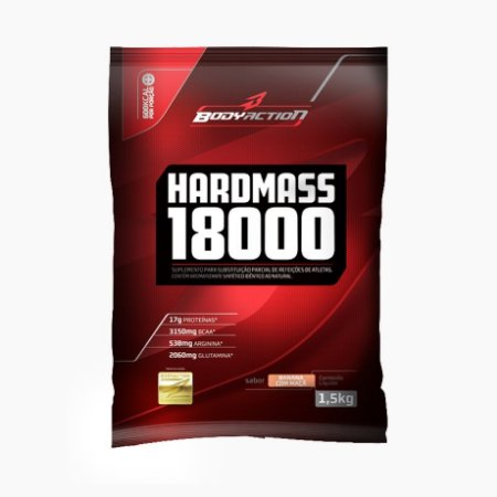 Hard Mass 18000 (1,5kg) - Body Action