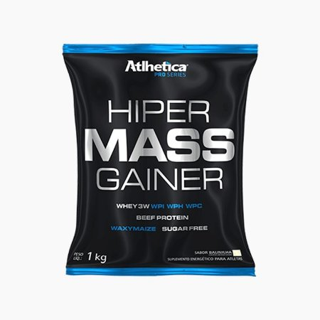 Hiper Mass Gainer (1kg) - Atlhetica Nutrition