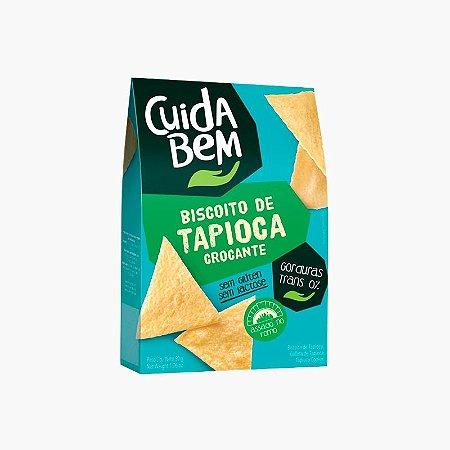 Biscoito De Tapioca (Unidade) - Cuida Bem (VENC: 02/2017)