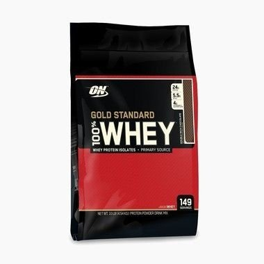 100% Whey Gold Standard 10lb - Optimum Nutrition