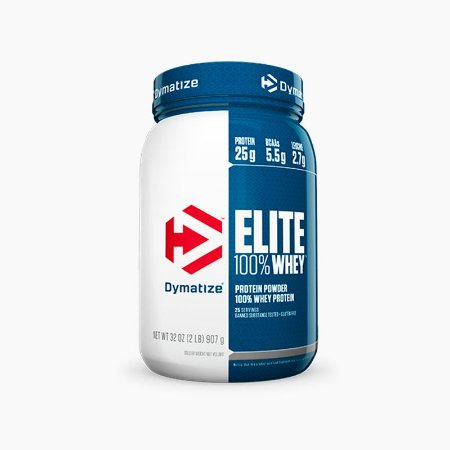 Elite Whey Protein Isolate(907g) - Dymatize
