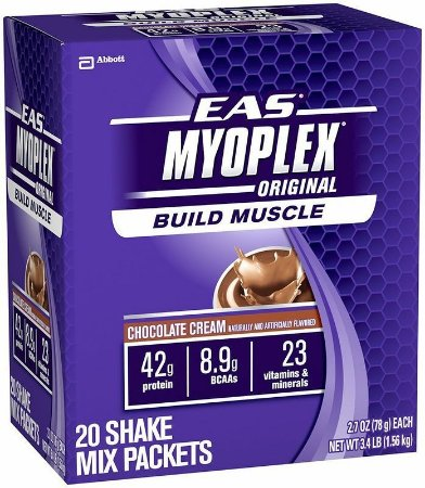 Myoplex Original (20 packs) - EAS
