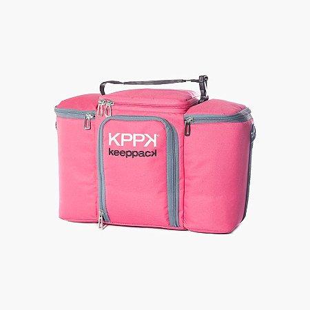 Bolsa Térmica Max Rosa - KeepPack