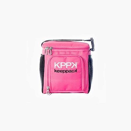 Bolsa Térmica Mid Rosa - KeepPack