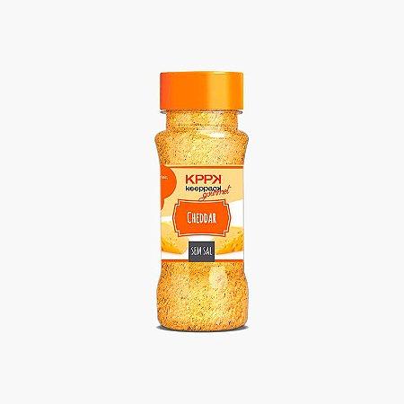 Tempero Sem Sal Cheddar (60g) - Keeppack Gourmet