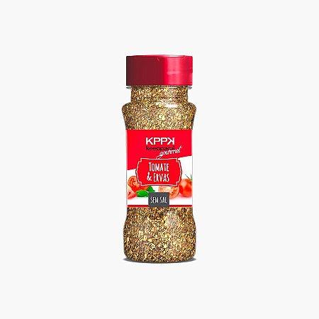 Tempero Sem Sal Tomate (60g) - Keeppack Gourmet