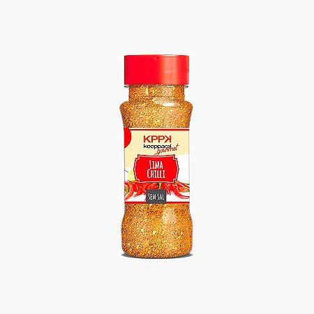 Tempero Sem Sal Lima Chilli (60g) - Keeppack Gourmet