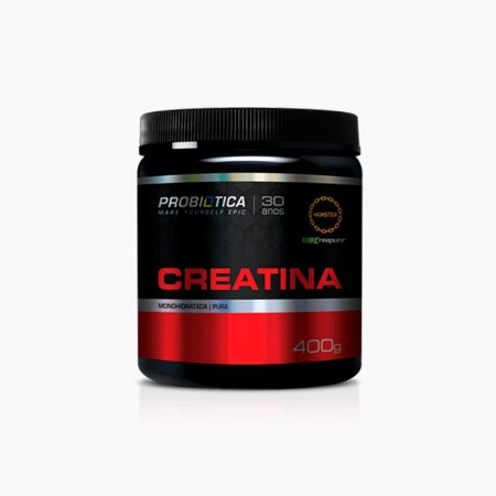Creatina Creapure (400g)- Probiótica