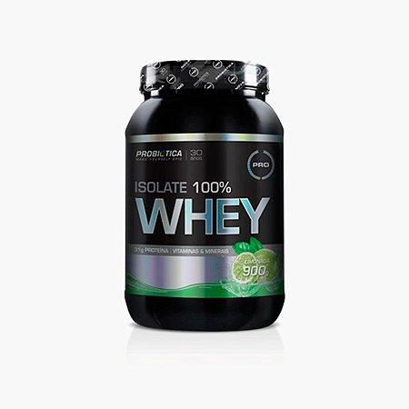 Isolate 100% Whey (900g) - Probiótica VENC (06/18)
