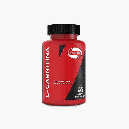 L- Carnitina (60 caps)- Vitafor