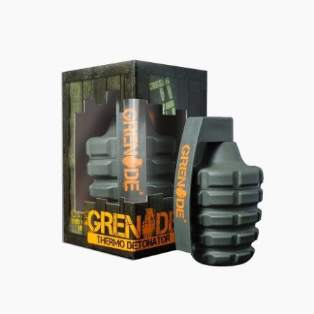 Grenade® (100 caps) - Termogênico