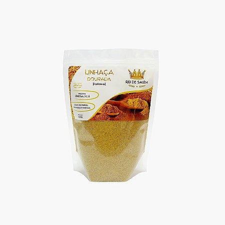 Farinha de Linhaça Dourada (330g) - Rei de Salém (VENC.:09/17)