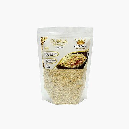 Quinoa Branca em Flocos (250g) - Rei de Salém