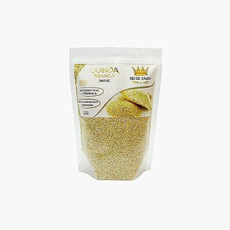 Quinoa Branca em Grãos (500g) - Rei de Salém VENC (06/18)
