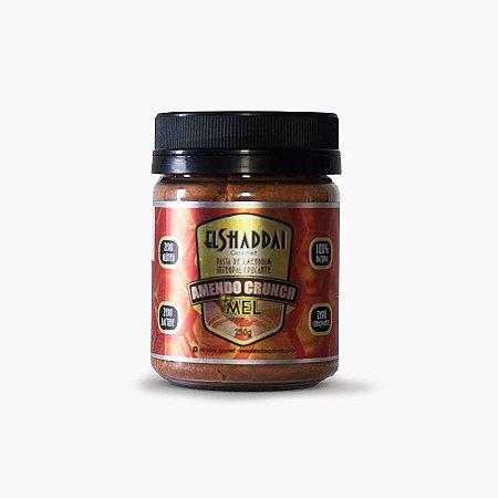 Pasta de Amendoim com Mel (250g) - El Shaddai
