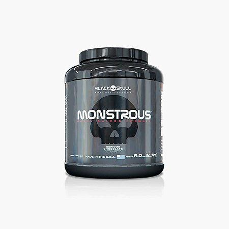 Monstrous (2.7kg) - Black Skull