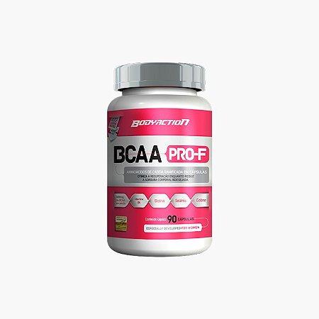 BCAA PRO-F (90caps) - Body Action