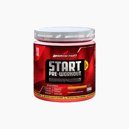 Start Pré Workout (300g) - Body Action VENC (05/18)