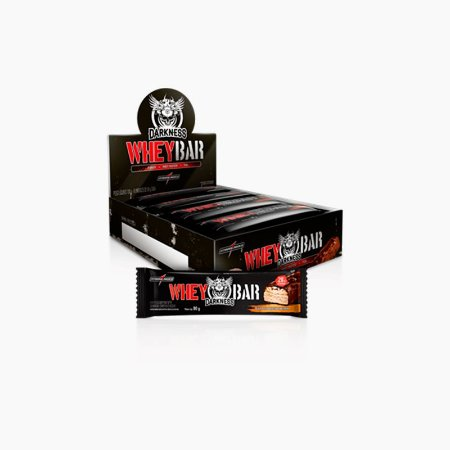 Whey Bar Darkness (8und 90g) - Integral Médica