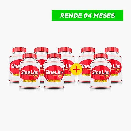 SineLim 360 Emagrecedor - (60caps) - Compre 5 LEVE 8