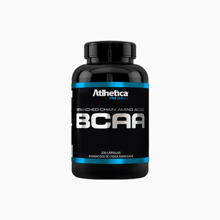 BCAA Pro Series (200caps) - Atlhetica Nutrition