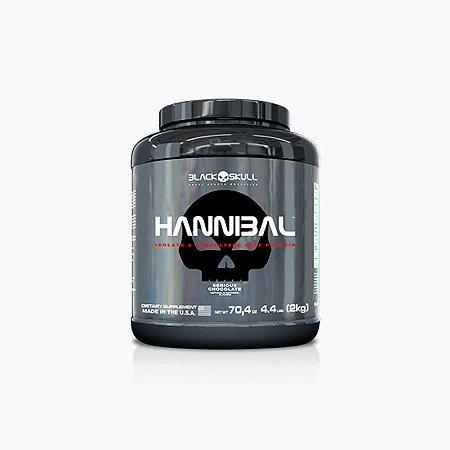 Hannibal (2kg) - Black Skull  - VENC (09/18)