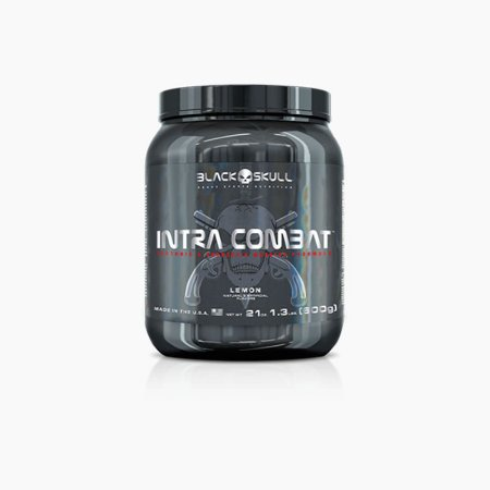 Intra Combat (600g) - Black Skull VENC (07/18)