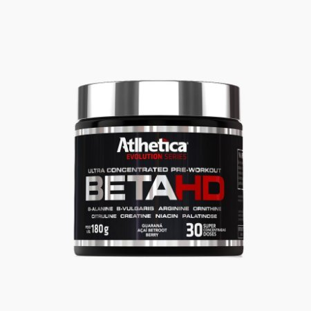 Beta HD (180g) - Atlhetica Nutrition