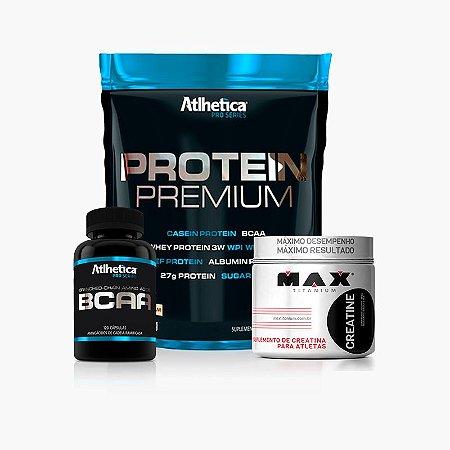 Kit Atlhetica Premium - Atlhetica Nutrition