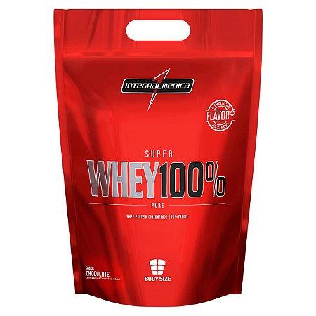 Super Whey 100% Refil (907g) - Integral Médica