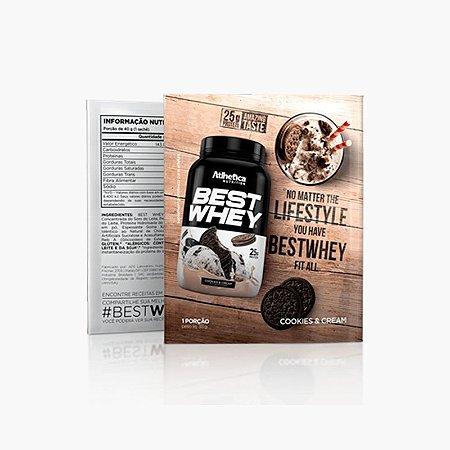 Sachê Best Whey (35g) - Atlhetica Nutrition
