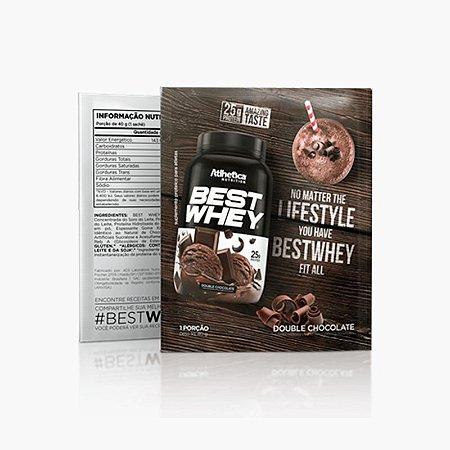 Sachê Best Whey (40g) - Atlhetica Nutrition