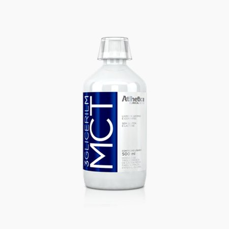 MCT 3 Gliceril M (500ml) - Atlhetica Clinical Series Venc (12/04/19)